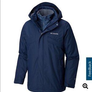 Columbia Men's Bugaboo II Fleece Jacket